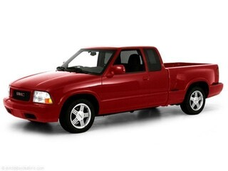 2000 GMC Sonoma Truck Extended Cab