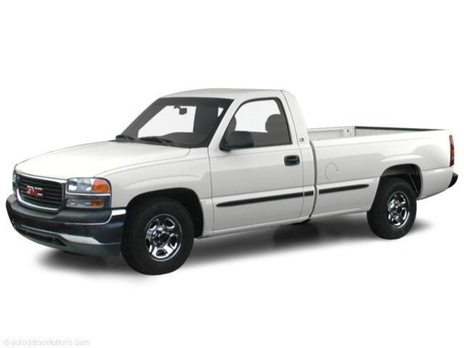 2000 GMC New Sierra 1500 Truck
