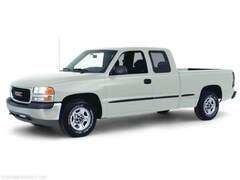 2000 GMC Sierra 1500 Truck Extended Cab