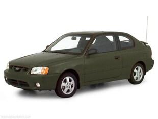2000 Hyundai Accent GL Sedan