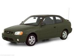 Used 2000 Hyundai Accent GL Sedan for sale near Stamford, New Haven, Bridgeport