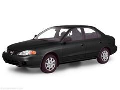 2000 Hyundai Elantra GLS Sedan