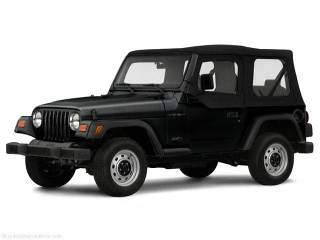 Used 2000 Jeep Wrangler SE SUV In Gainesville, FL
