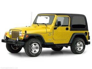 2000 Jeep Wrangler Sport SUV