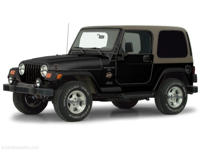 Used 2000 Jeep Wrangler Sahara SUV 1J4FA59S8YP799743 For Sale Near Johnson  City