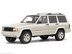 2000 Jeep Cherokee Limited SUV