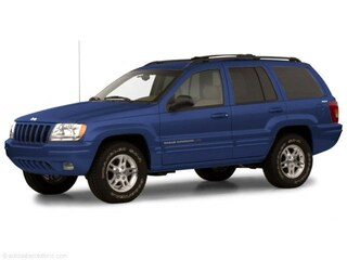 Pre-Owned 2000 Jeep Grand Cherokee Limited SUV in Dublin, CA