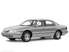 Used 2000 Lincoln Continental Sedan