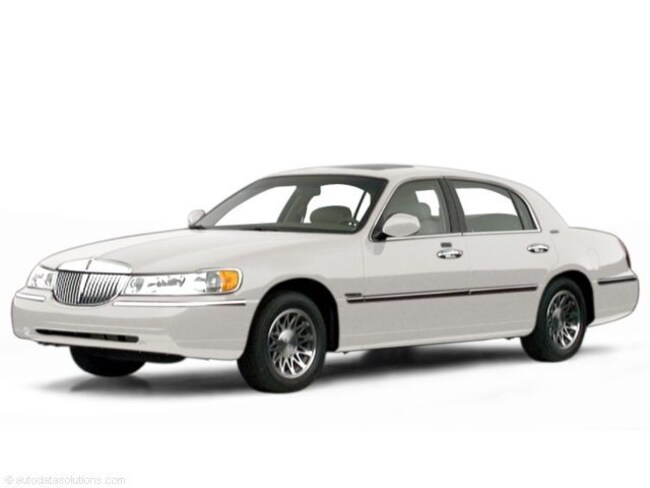 Used 2000 Lincoln Town Car For Sale Plymouth Nc
