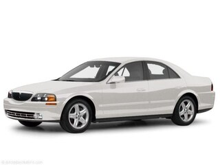 2000 Lincoln LS 4DR SDN V6