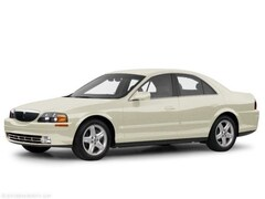 Used 2000 Lincoln LS Rear-wheel Drive