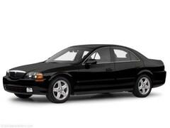 Used 2000 Lincoln LS V8 Sedan