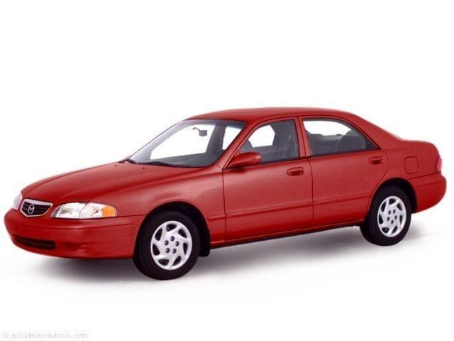 2000 Mazda 626 LX Sedan