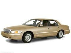 2000 Mercury Grand Marquis GS Sedan