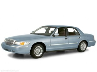2000 Mercury Grand Marquis GS Sedan 2MEFM74W8YX694177