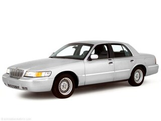 2000 Mercury Grand Marquis LS Sedan for sale near you in Corona, CA
