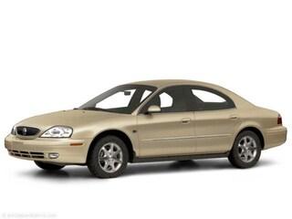 2000 Mercury Sable LS Sedan
