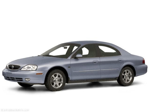 2000 Mercury Sable LS Premium MIDSIZE