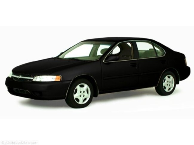 Used 2000 Nissan Altima Sedan San Antonio