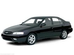 2000 Nissan Altima 4dr Sdn GLE Auto Sedan