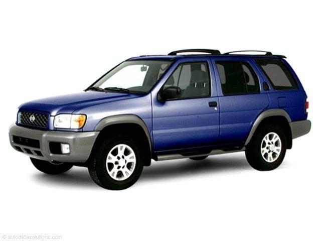 Used 2000 Nissan Pathfinder SUV JN8AR07S2YW395149 For Sale In West Palm  Beach, FL