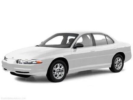 2000 Oldsmobile Intrigue GX Sedan