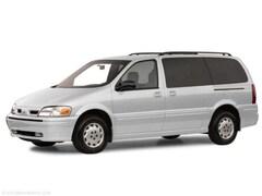 2000 Oldsmobile Silhouette GL Minivan/Van