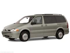 2000 Oldsmobile Silhouette Extended Mini Van