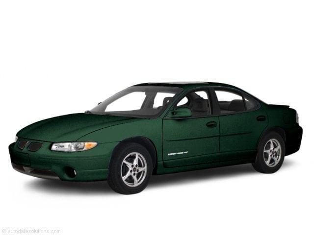 2000 Pontiac Grand Prix GT Sedan