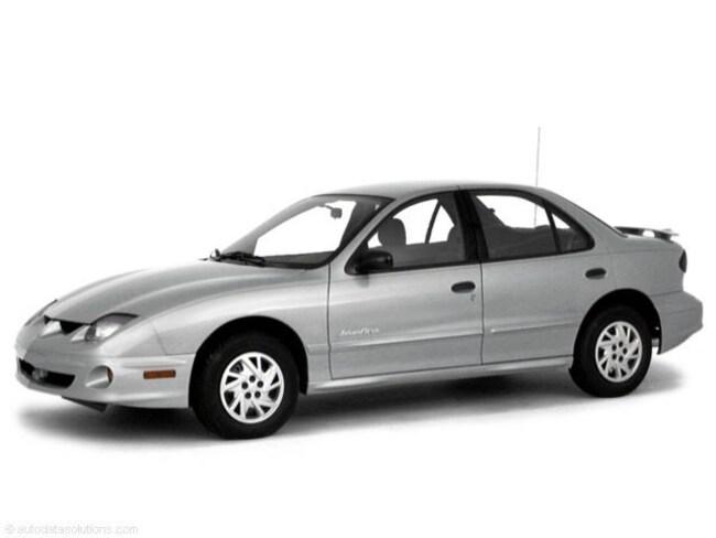 Used 2000 Pontiac Sunfire For Sale Lewiston Id