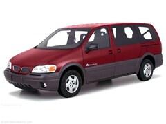 2000 Pontiac Montana M16 Minivan/Van