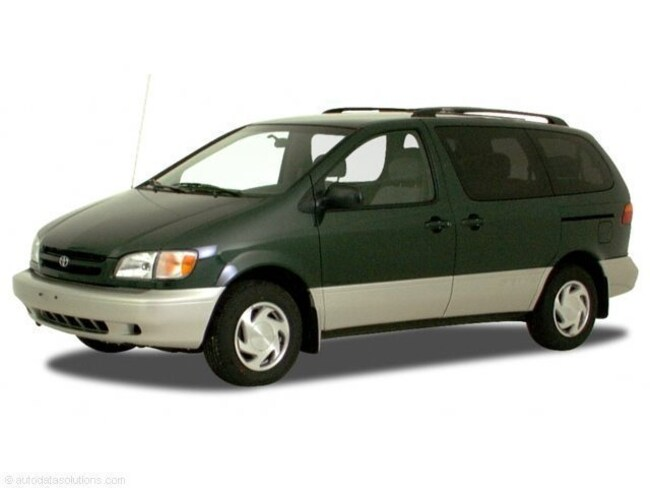 2000 Toyota Sienna Van for sale in Sanford, NC at US 1 Chrysler Dodge Jeep