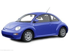 Pre-owned 2000 Volkswagen New Beetle GL Hatchback for sale in Lebanon, NH