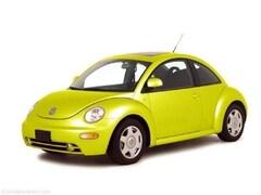 2000 Volkswagen New Beetle GLS Hatchback