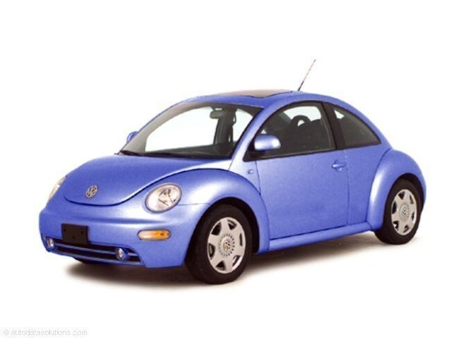 2000 Volkswagen New Beetle GLS 2.0 Hatchback