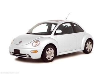 2000 Volkswagen New Beetle GLS Coupe