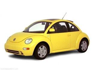 2000 Volkswagen New Beetle GLS 1.8L Turbo Hatchback