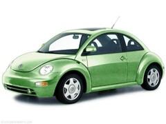 2000 Volkswagen New Beetle GLX Hatchback