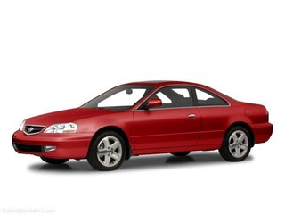 2001 Acura CL Type S Coupe
