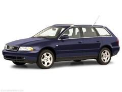 2001 Audi A4 2.8 Avant Wagon