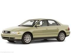 2001 Audi A4 Quattro Sedan