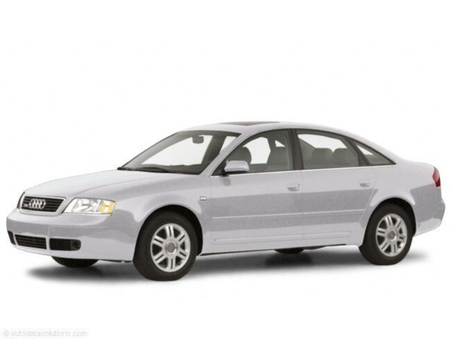 Used 2001 Audi A6 For Sale Seattle Wa