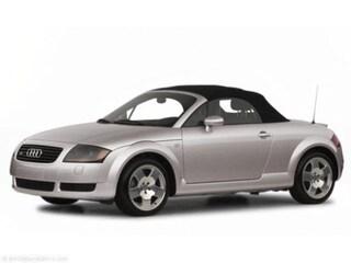 2001 Audi TT 180 HP Convertible