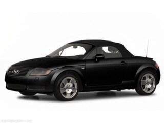 2001 Audi TT 225 HP Convertible