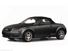 2001 Audi TT 225 HP All-wheel Drive Quattro Roadster