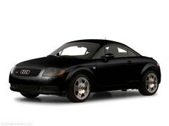 2001 Audi TT 2dr Cpe Quattro 6-Spd Coupe
