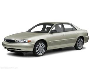 2001 Buick Century Custom Sedan