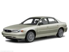 Bargain Used 2001 Buick Century Custom Sedan 2G4WS52J411214451 in Greeley, CO