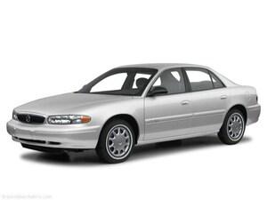 2001 Buick Century 4dr Sdn Custom