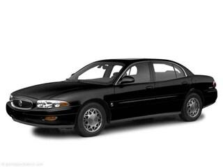 Used 2001 Buick LeSabre Custom Sedan Haverhill, Massachusetts